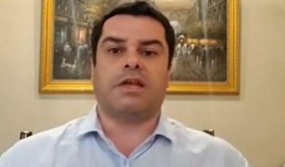 José Cherem, prefeito de Lavras.