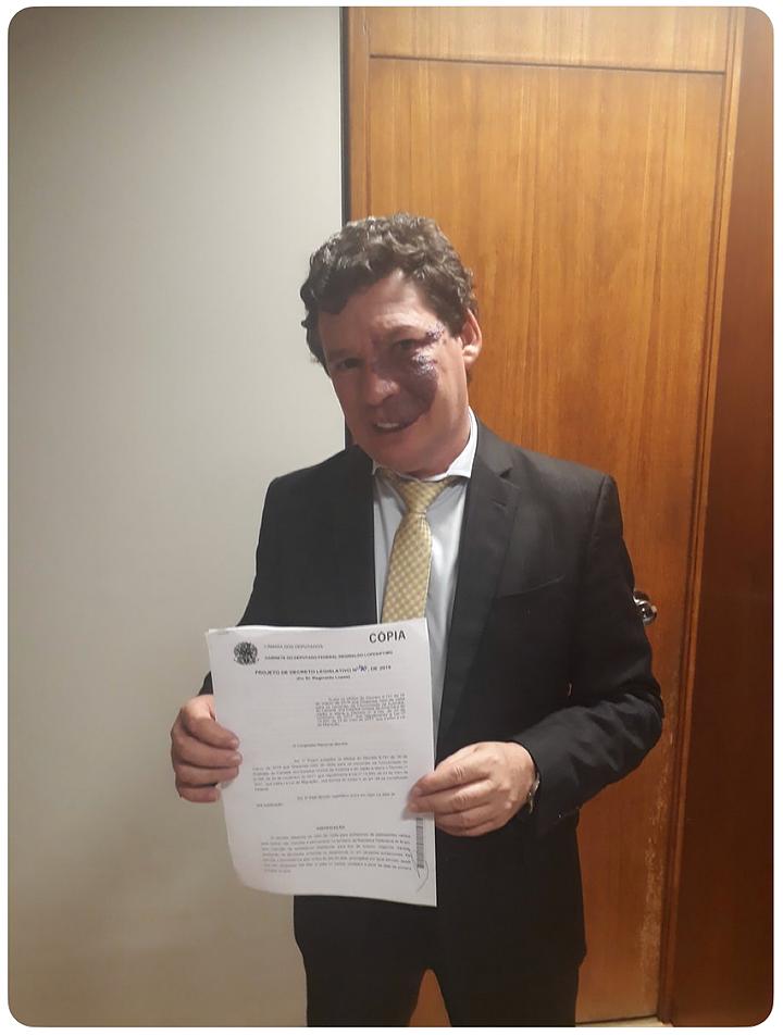 Petista quer cancelar decreto de Bolsonaro que dispensa visto de estrangeiros