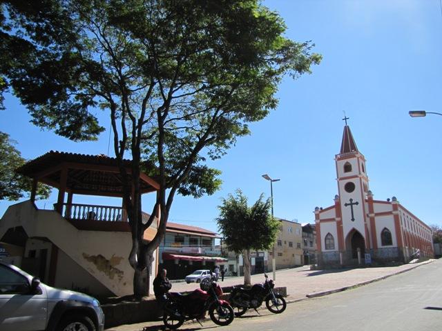 Santa Cruz de Minas, apesar de possuir mais de 8 mil habitantes, ainda possui arrecadação inferior a 10% de receita própria. Foto: reprodução