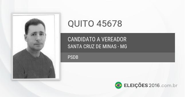 Marcos Antonio Venancio, o Quito, de assessor especial do gabinete para motorista da prefeitura, além de vereador em outro município. Foto: vídeo nas redes sociais.