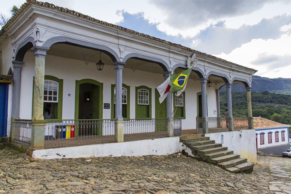 Câmara Municipal de Tiradentes. Foto: reprodução