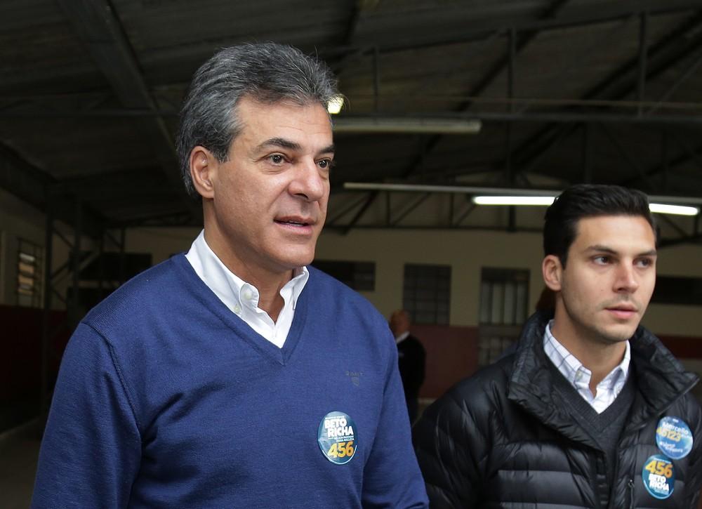 Ministério Público recorre da decisão do STJ que soltou o ex-governador Beto Richa