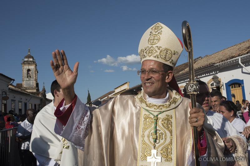 Dom José Eudes Campos do Nascimento. Foto: Diocese de SJDR