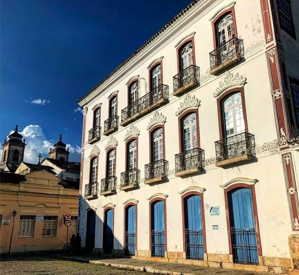 Museu Regional de SJDR. Foto: Divulgação