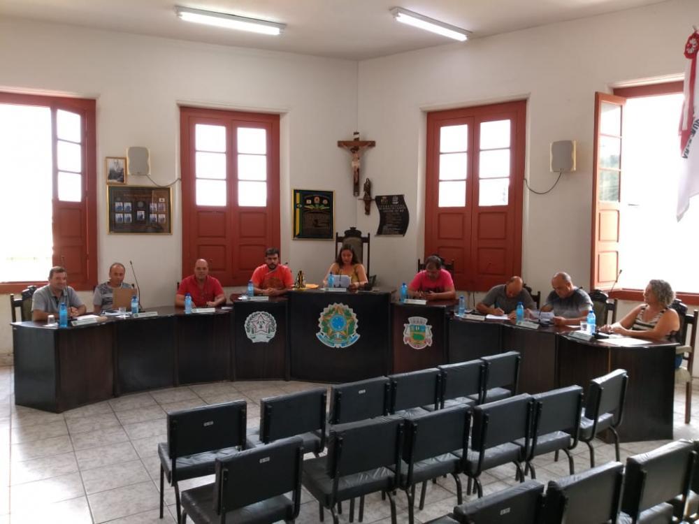 Vereadores de Dores de Campos. Foto: Portal de Dores de Campos