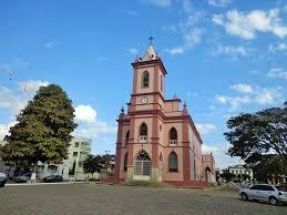 Cidade de São Tiago/MG. Foto: Reprodução