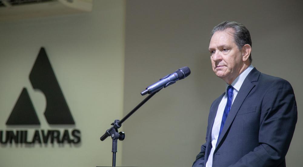 Presidente do Superior Tribunal de Justiça, o Ministro João Otávio de Noronha. Foto: Unilavras