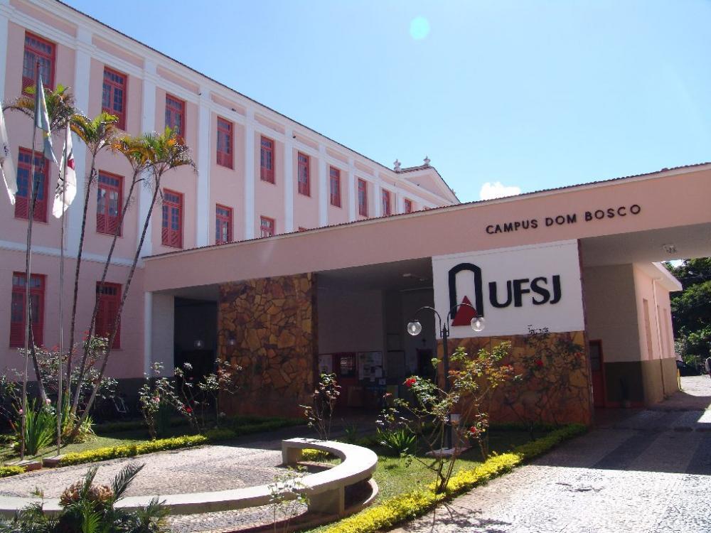 Campus Dom Bosco da UFSJ. Foto: Reprodução