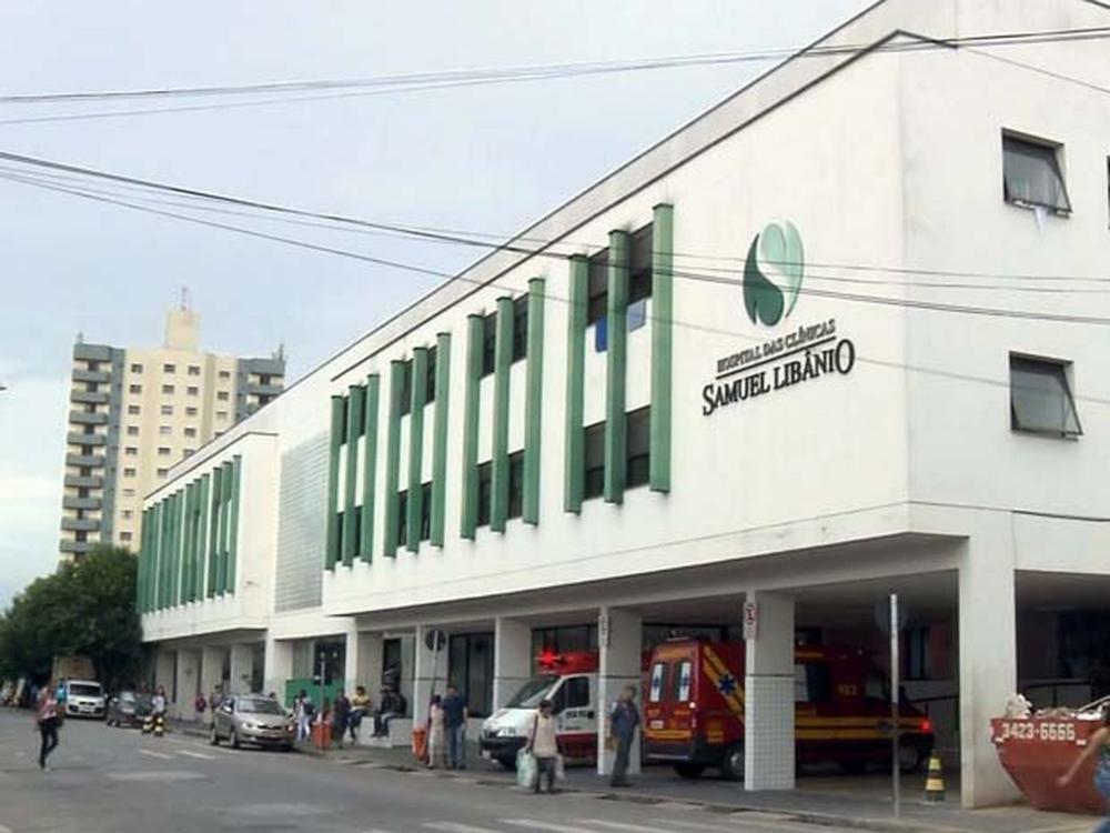 Hospital das Clínicas Samuel Libânio, em Pouso Alegre. Foto: Reprodução internet