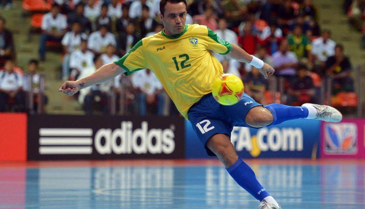 Um dos melhores jogadores do mundo no Futsal, Falcão realizará evento em Barbacena: Foto: Divulgação