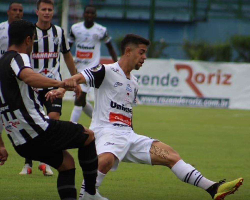 Tupi venceu Athletic Club de virada no Módulo 2 do Campeonato Mineiro — Foto: Reprodução/Instagram
