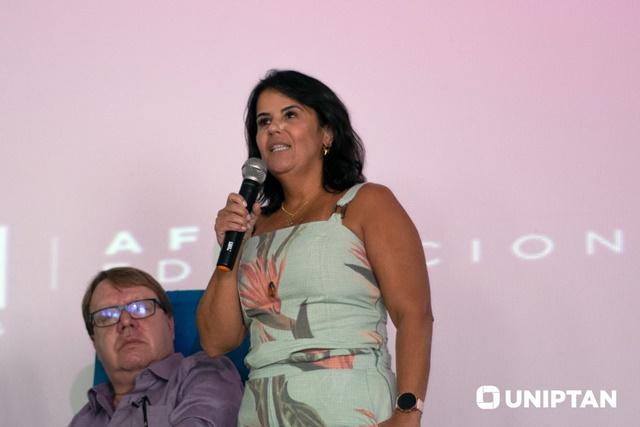 Aos 20 anos, Uniptan tem nova reitora, Maria Tereza G. A. Lima. Foto: Reprodução Jornal das Lajes