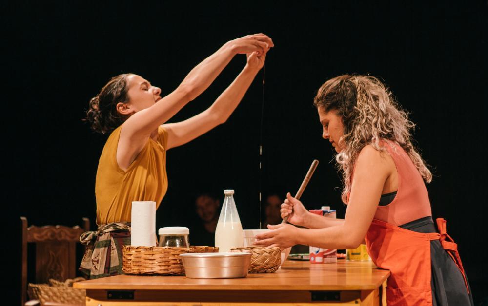 Espetáculo Morada da a Cia Afoita Teatro. Fotos - Divulgação