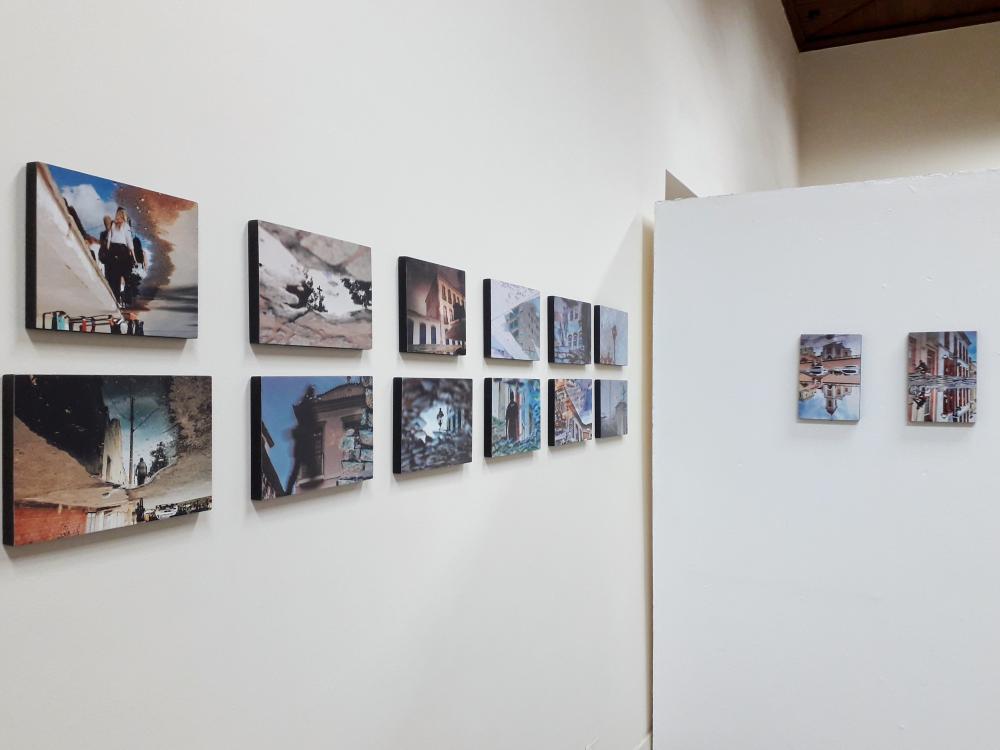 Exposição fotográfica de Thais Andressa no Centro Cultural UFMG, em Belo Horizonte. Fotos: Divulgação