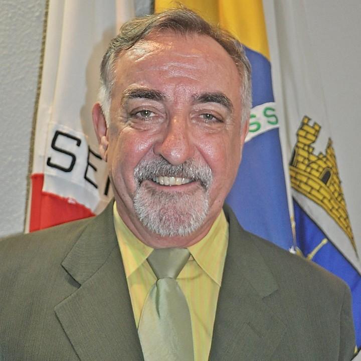 Vereador e Dr. Altamir Zanetti. Foto: Reprodução