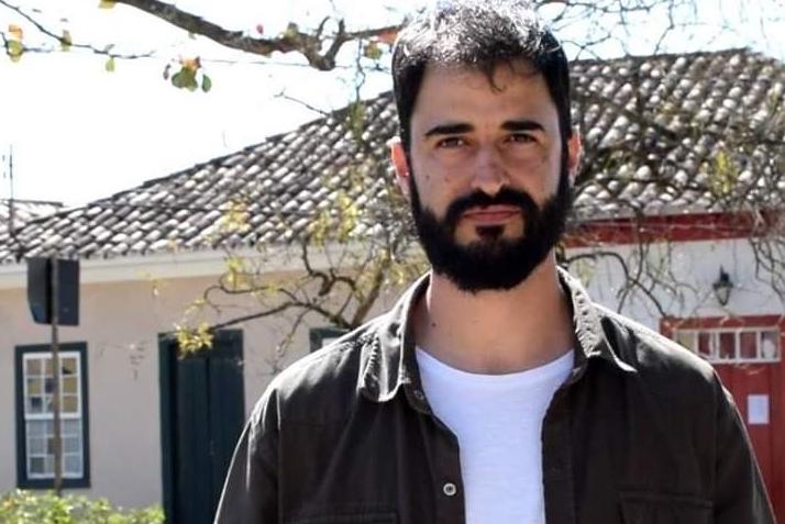 Fernando Chaves, jornalista e mestre em Comunicação Política pela UFSJ. Foto: Divulgação