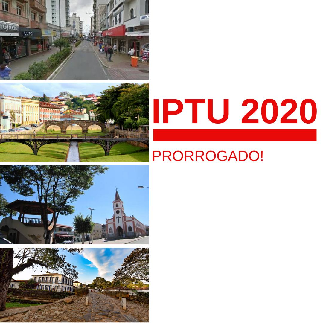 Prefeituras prorrogam IPTU por causa da pandemia do coronavírus