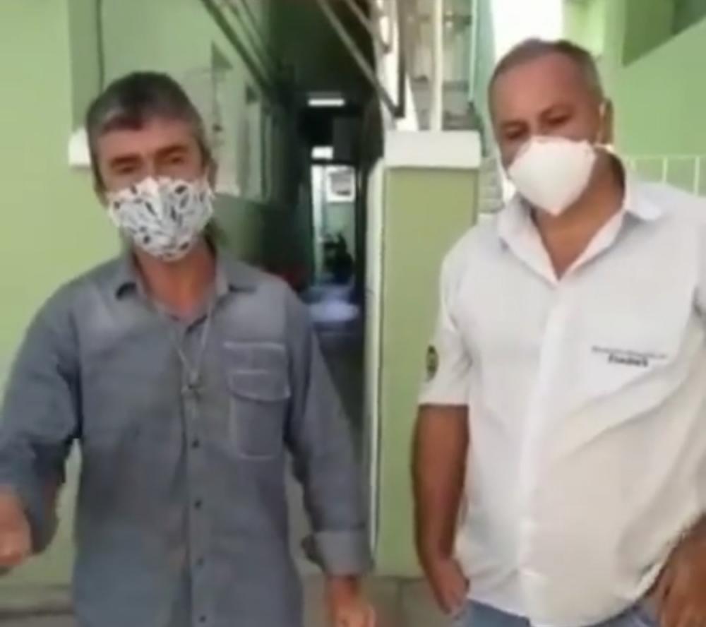 Prefeitura de Tiradentes investe mais de R$ 250 mil em saúde para enfrentar o coronavírus