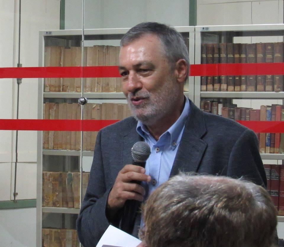 Jornalista José Venâncio Resende. Foto: Acervo pessoal