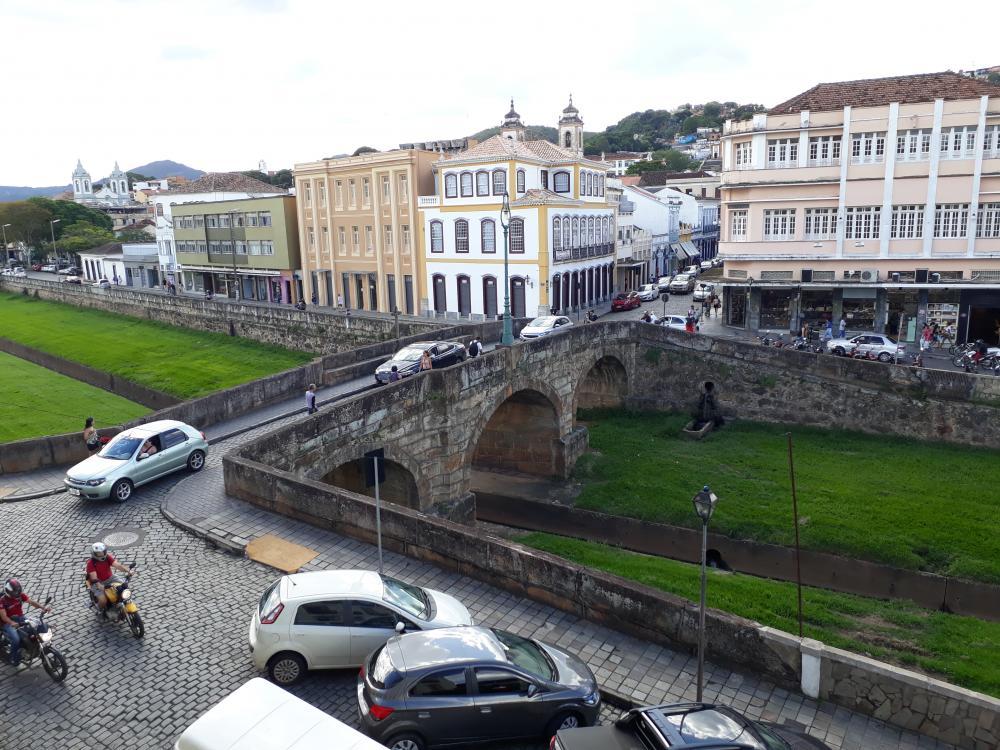 Ponte da Cadeia em SJDR. Foto: Orlando Paiva