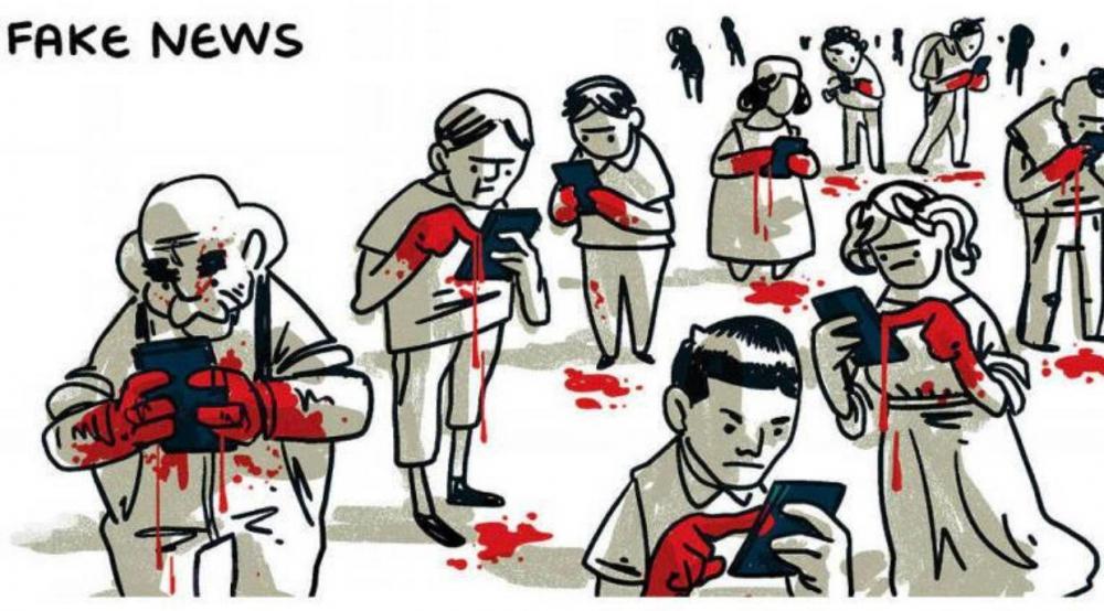 O dia que a imprensa local parou para noticiar o apocalipse em Barbacena!