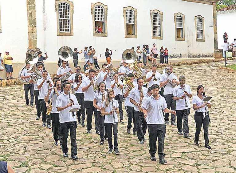 Tiradentes eleva incentivo para o setor cultural