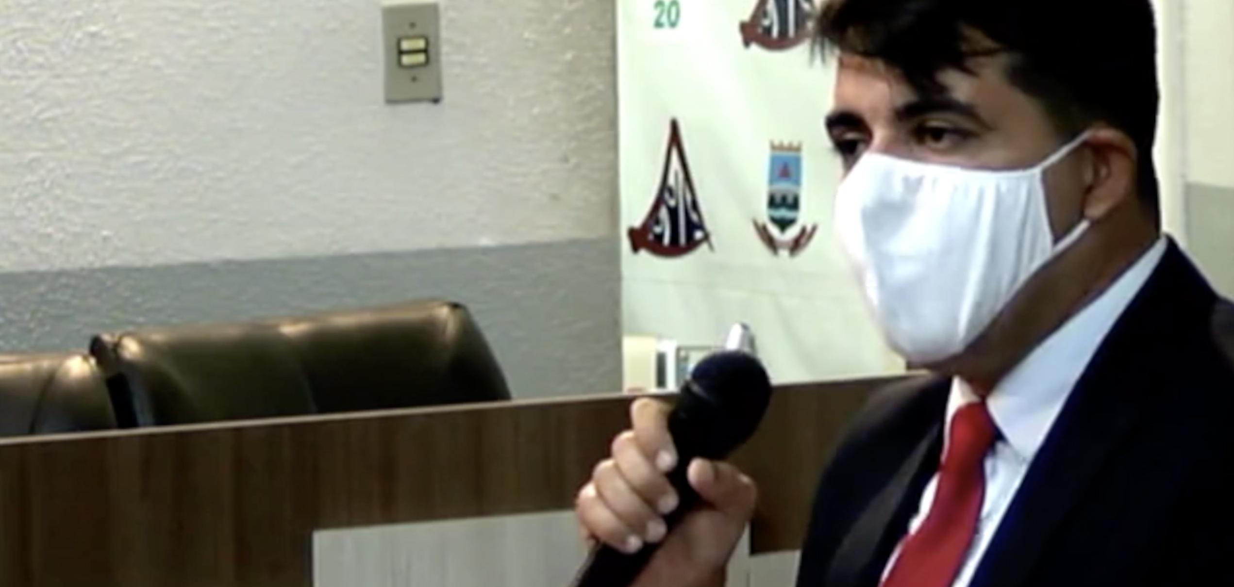 Discussão entre vereadores desmantela base aliada do Prefeito Nivaldo Andrade