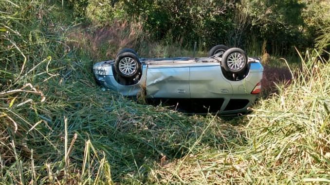 BR 265: Buracos e imprudência causam diversos acidentes na BR 265 no final de semana
