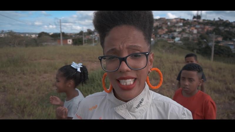 Mari P Rapper: POESIA À 6 - Videoclipe do Projeto Oficina de Rima e Poesia da Perifa